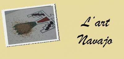 Bouton navajo
